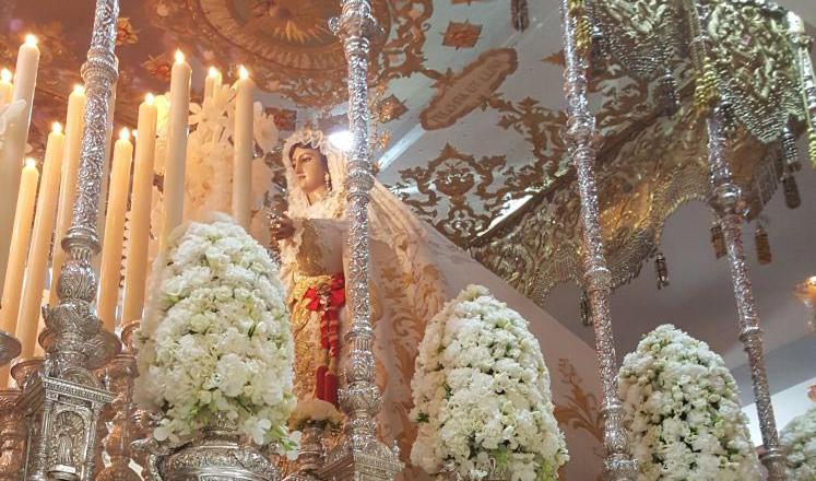 Málaga brilla en su semana de Pasión