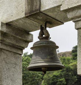 el bronce utilizado en la fabricación de campanas