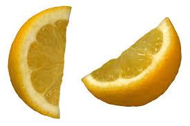 El limón: muy utilizado para limpiar metales
